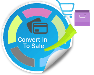 sales funnel to convert prospect to customer
